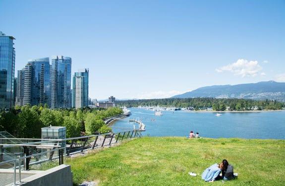 Outside of Vancouver Horizon