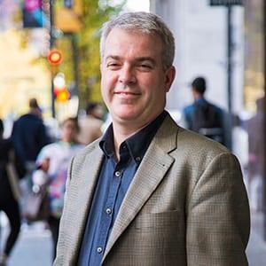 Simon Nantais, Asian Studies