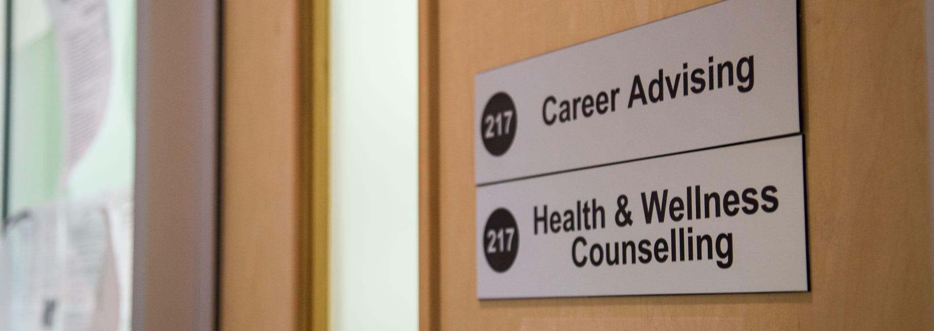 Health and Wellness Centre, Alexander College