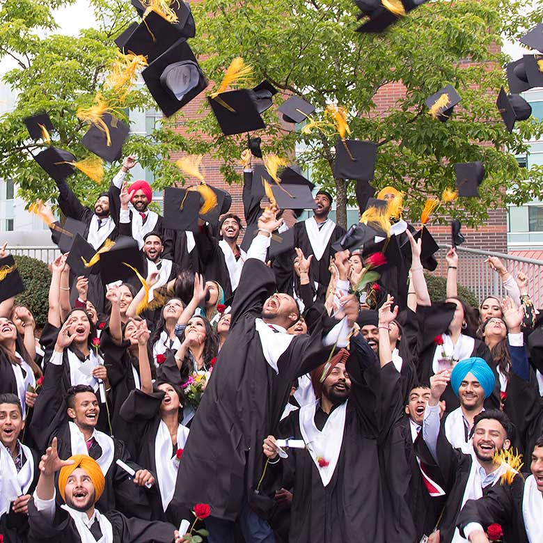 Alexander College Graduation