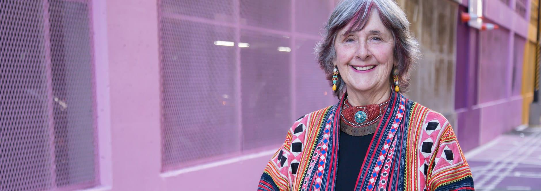 Barbara Moon, Dean of Alexander College