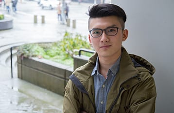 Alexander College Student Spotlight Video Series