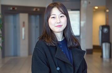 Korean Student at Alexander College