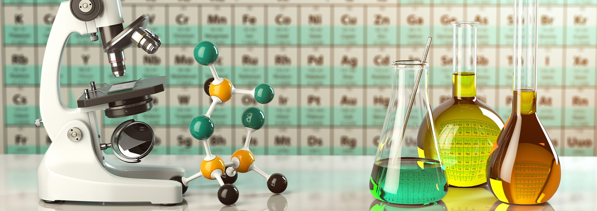 Chemistry at Alexander College
