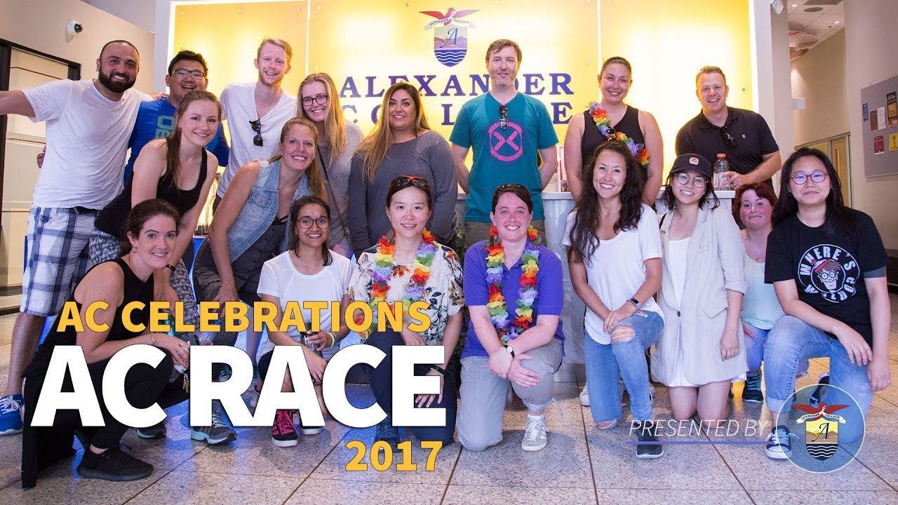 Amazing Race, Alexander College