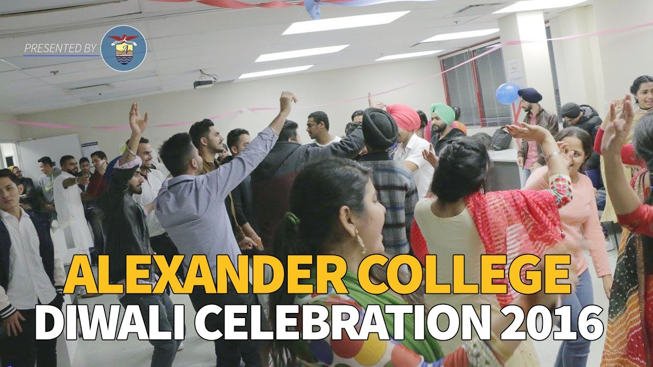 Diwali Celebration, Alexander College