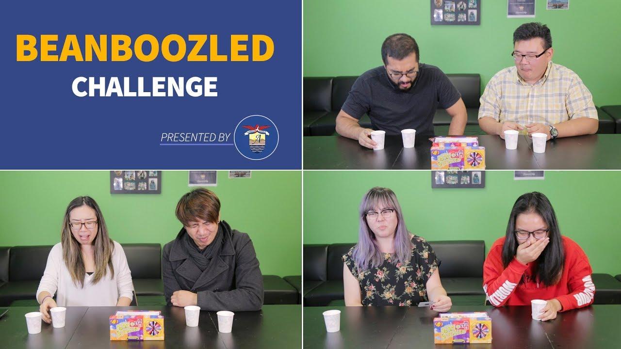 Bean Boozled Challenge , Alexander College