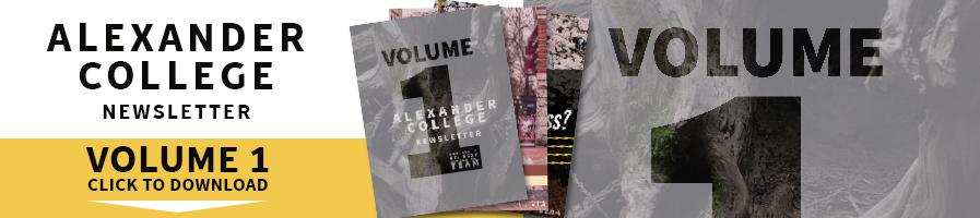 Alexander College Newsletter Download