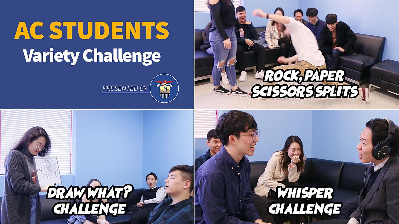 AC Variety Show Challenge, Alexander College