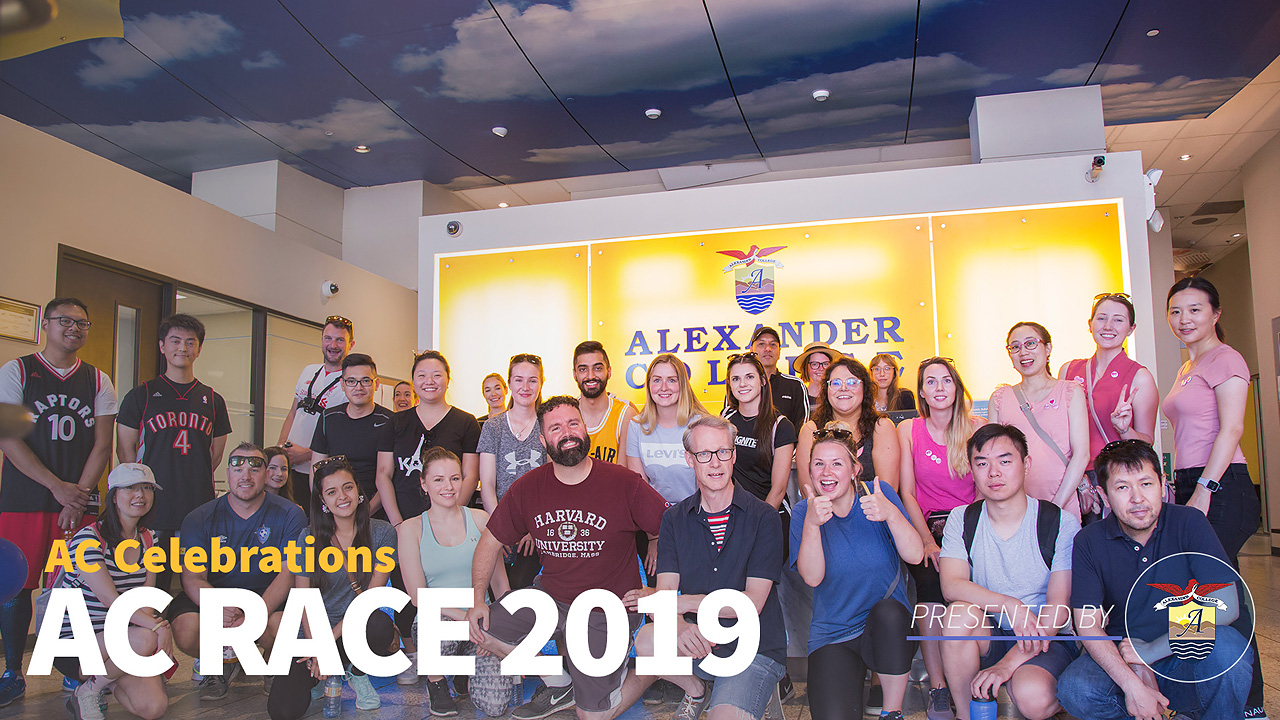 Alexander College Amazing Race 2019