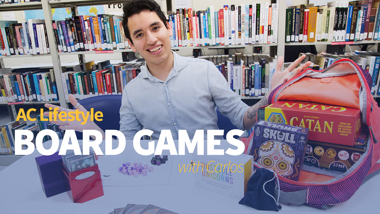 All About Board Games, AC Lifestyle