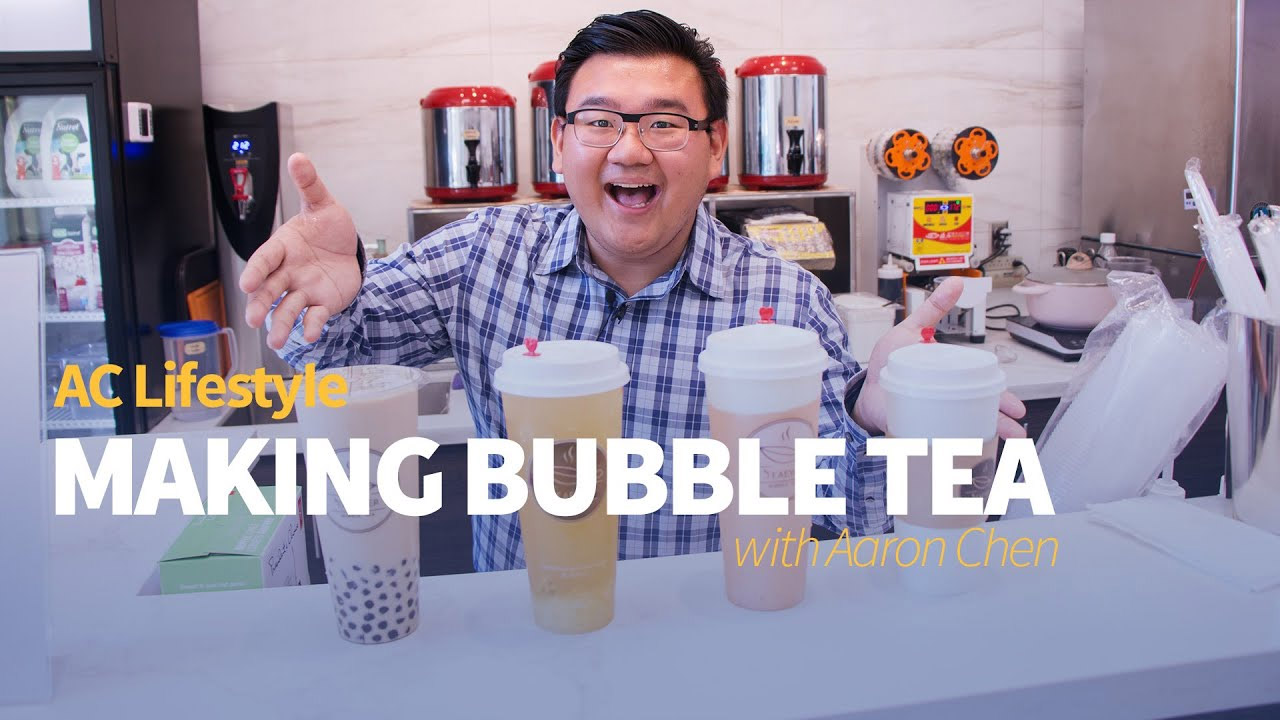 How to Make Bubble Tea (Boba), AC Lifestyle
