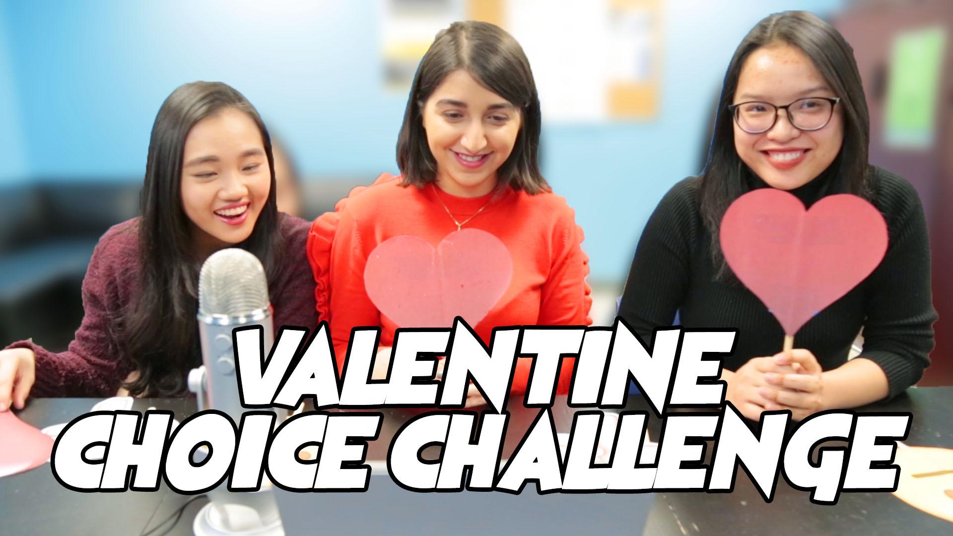 Valentine's Choice Challenge , Alexander College