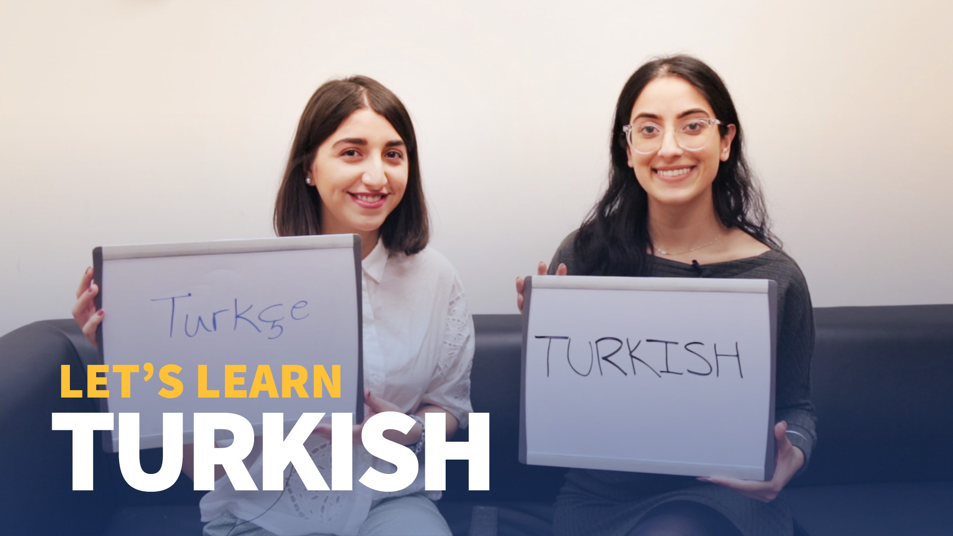 Introduction to Turkish, AC Exchange