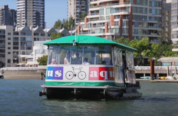 seabus in vancouver canada