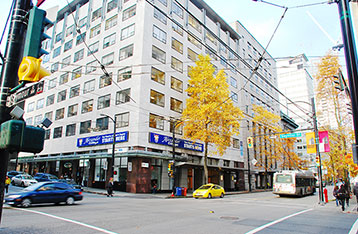 Vancouver Downtown Campus Alexander College