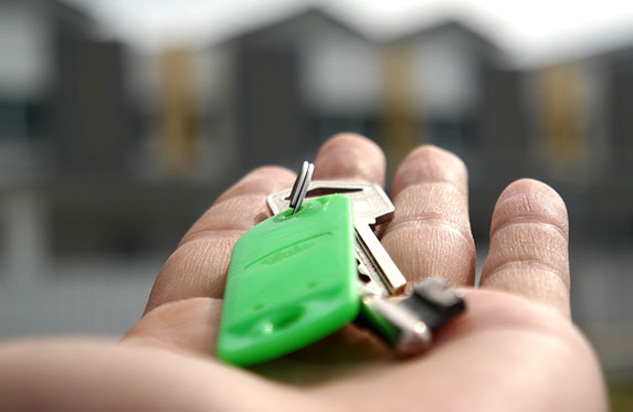 Student Key for Shared Rentals